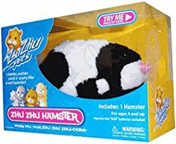 Zhu Zhu Pets Hamster Toy - Winkie