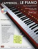 J'Apprends...le Piano Tout Simplement Niveau 1&2 C. Astie CD