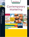 img - for Interactive Text, Contemporary Marketing by Boone, Louis E., Kurtz, David L. [Cengage Learning,2004] [Paperback] 11TH EDITION book / textbook / text book