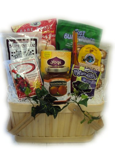 Heart Health Sampler Gift Basket
