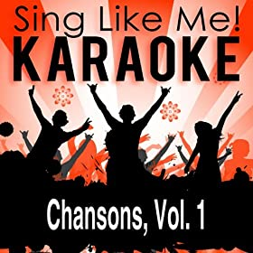 A quoi �a sert l'amour (Karaoke Version) (Originally Performed By Edith Piaf)