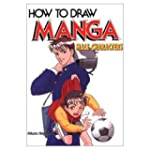 Male Characters (How to Draw Manga (G...