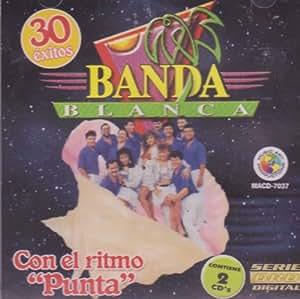 Puntas Sentro Americanas, Punta, Sopa De Carcol. Banda Blanca - Banda