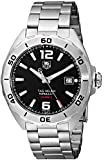 TAG Heuer Men's WAZ2113.BA0875 Analog Display Swiss Automatic Silver Watch