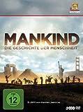 Mankind - Die Geschichte der Menschheit [3 DVDs]