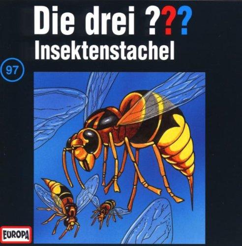 Die drei ??? – Insektenstachel - Hörbücher, Kinder, Musik