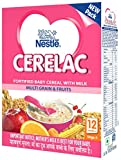 #7: Nestlé CERELAC Infant Cereal Stage-4 (12 Months-24 Months) Multi Grain & Fruits 300g