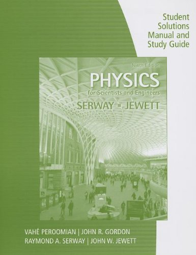 physics for scientists and engineers 9th edition solutions manual pdf