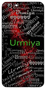 Urmiya (Lord Of Light) Name & Sign Printed All over customize & Personalized!! Protective back cover for your Smart Phone : Moto G2 ( 2nd Gen )