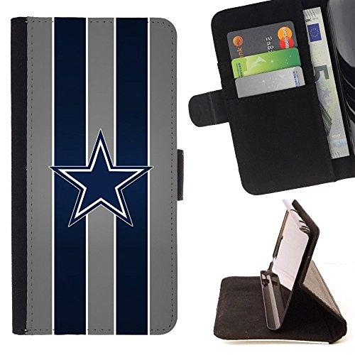 best service 2cacc df555 For LG G Stylo / LG LS770 / LG G4 Stylus - Dallas Cowboy Football ...