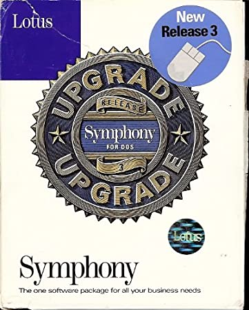 Symphony for Dos Upgrade,Release 3. Six 3.5