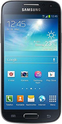 Samsung Galaxy S4 mini schwarz i9195 E-Plus ohne Simlock, ohne Branding, ohne Vertrag