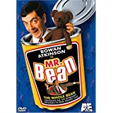 Mr. Bean - The Whole Bean (Complete Set) [DVD] [1990] [Region 1] [US Import] [NTSC]by Rowan Atkinson