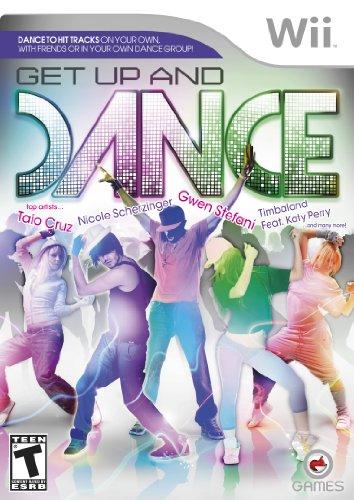 Get Up And Dance - Nintendo Wii