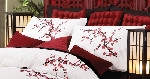 Japanese Sakura Cherry Blossom Bedding We Buy Cheaper