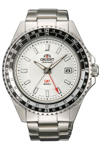 Orient Men's FFE06001W Excursionist Luminious Hands and Markers Watch