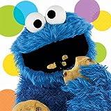 SesameStreetPartyCookieMonsterLunchNapkinsセサミストリートクッキーモンスターパーティーランチナプキン♪ハロウィン♪クリスマス♪