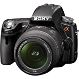 Sony a55 DSLR Camera with 18-55mm zoom lens
