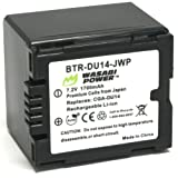 Wasabi Power Battery for Panasonic