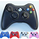 PomeMall Xbox 360 2.4G Wireless Controller (Black)