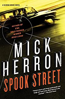Book Cover: Spook Street