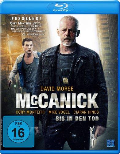 McCanick - Bis in den Tod (Blu-ray)