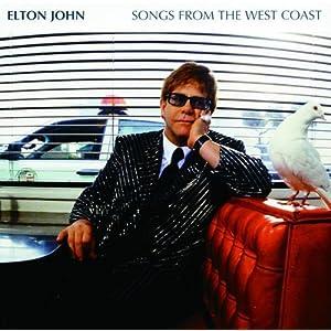 ELTON JOHN -  Original Sin (Promo CD Single)