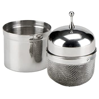 Floating Stainless Steel Infuser Small