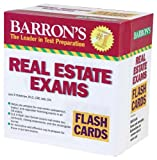 Barrons Real Estate Exam Flash Cards