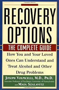 "Cover of ""Recovery Options: The Complete ..."