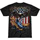 Battlespace Men's T Shirt USN 'Fighting Eagle'