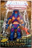 HeMan Masters of the Universe Classics Exclusive Action Figure ManEFaces