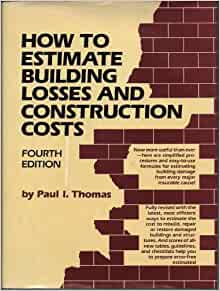 How To Estimate Building Losses And Construction Costs