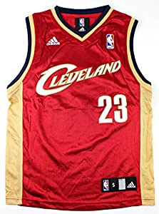 LeBron James Cleveland Cavaliers #23 NBA Youth Retro Mesh Replica Jersey