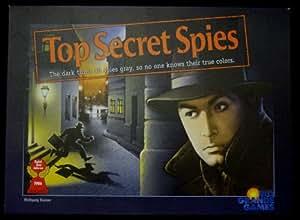 Top Secret Spies