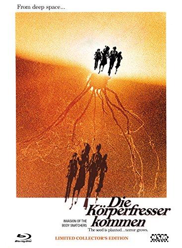 Die Körperfresser kommen - uncut [Blu-Ray+DVD] auf 333 limitiertes Mediabook Cover A