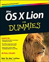 Mac OS X Lion For Dummies Front Cover