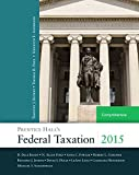 img - for Prentice Hall's Federal Taxation 2015 Comprehensive Plus NEW MyAccountingLab with Pearson eText -- Access Card Package (28th Edition) book / textbook / text book