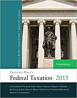 Prentice Hall's Federal Taxation 2015 Comprehensive Plus NEW MyAccountingLab With Pearson EText -- Access Card Package (28th Edition)