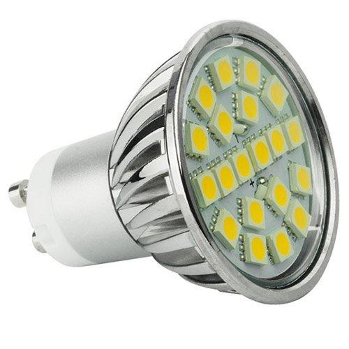 How Nice Gu10 Spot Light Led Bulb 4 Watt 320 Lumens 120 ¡Ã Beam Angle Aluminium Heat Sync To Ensure 50,000 Hour Lifespan Led Light Spot Light