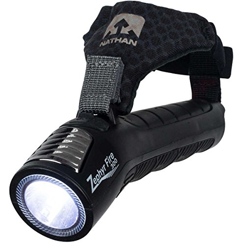 Nathan Zephyr Fire 300 Hand Torch, Black