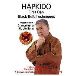 Song's Hapkido First Dan Black Belt Techniques