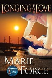Longing for Love (The McCarthys of Gansett Island, Book 7)