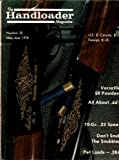img - for Handloader Magazine - June 1970 - Issue Number 25 - Black & White Reprint book / textbook / text book
