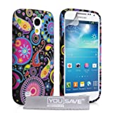 Samsung Galaxy S4 Mini Case Jellyfish Silicone Gel Coverby Yousave Accessories