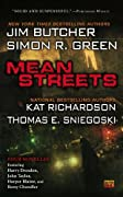 Mean Streets by Jim Butcher, Simon R. Green, Kat Richardson, Thomas E. Sniegoski cover image