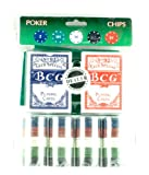 51qObHpT6tL. SL160  Poker Set Basic mit 100 Chips