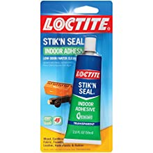 Loctite 212220 2-Ounce Tube Stik 'n Seal Indoor Adhesive