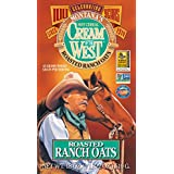 Cream Of The West All-Natural Old-Fashioned Roasted Ranch Oats Hot Cereal, 18-Ounce Box (Pack Of 3)