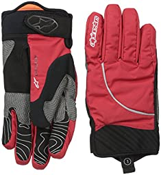 Alpinestars Nimbus Glove, Red/White, X-Large